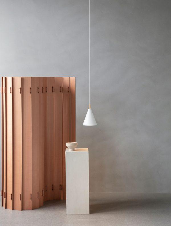 Mosaik 170 Lamp Design Bent Karlby voor Lyfa