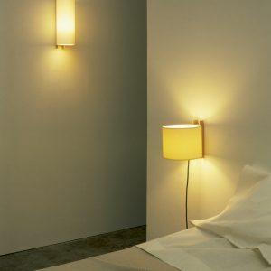 TMM Wandlamp TMM Wall lamp Design Miguel Mila door Santa Cole