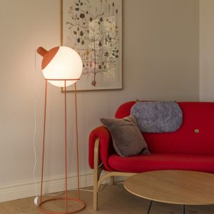 Dolly Vloerlamp Dolly Floor Lamp Design Louise Hederström voor Bsweden