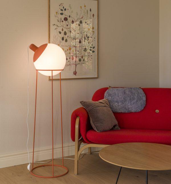 Dolly Vloerlamp Dolly Floor Lamp Design Louise Hederström voor Bsweden