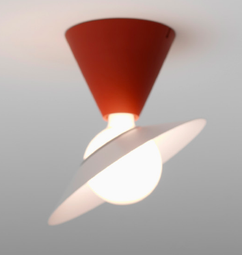 Fante Plafondlamp Fante Celing lamp Design De Pas D'Urbino en Lomazzi voor Stilnovo