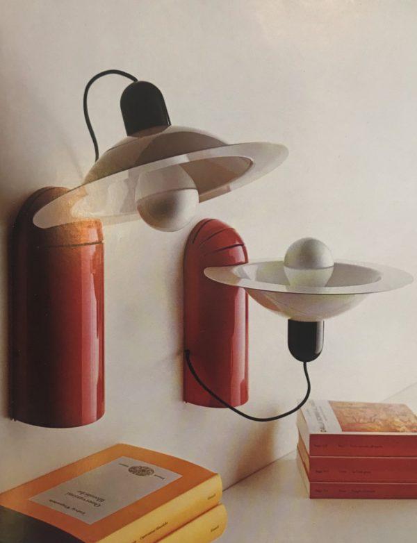 Lampiatta Lamp Design De Pas D'Urbino en Lomazzi voor Stilnovo