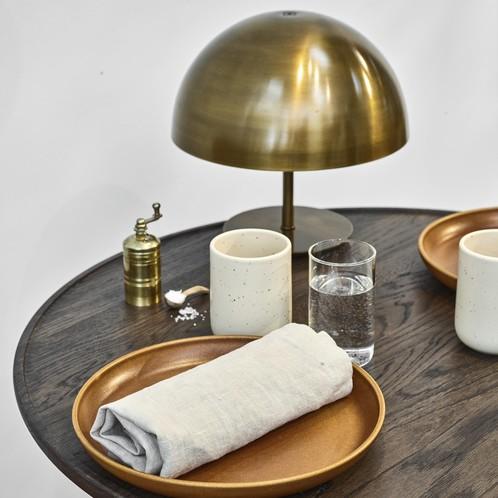 Baby Dome lamp Design Todd Bracher voor Mater