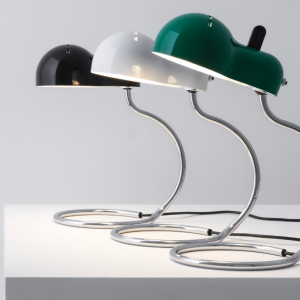 Minitopo Lamp Design Joe Colombo voor Stilnovo