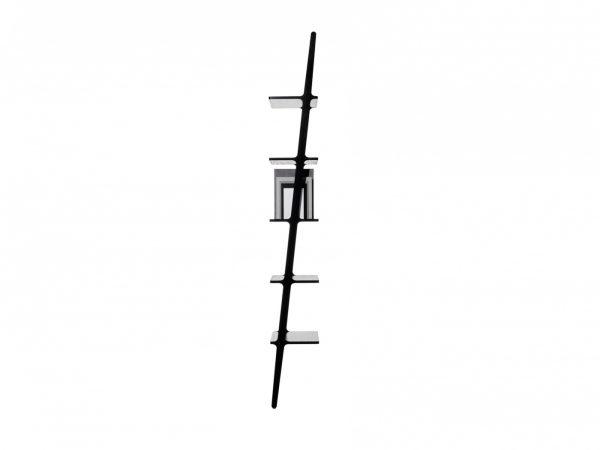 Libri Shelf wandrek Design Michael Bihain voor Swedese