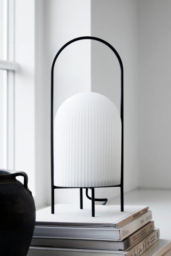 Ghost lamp design Studio Kowalewski voor Woud