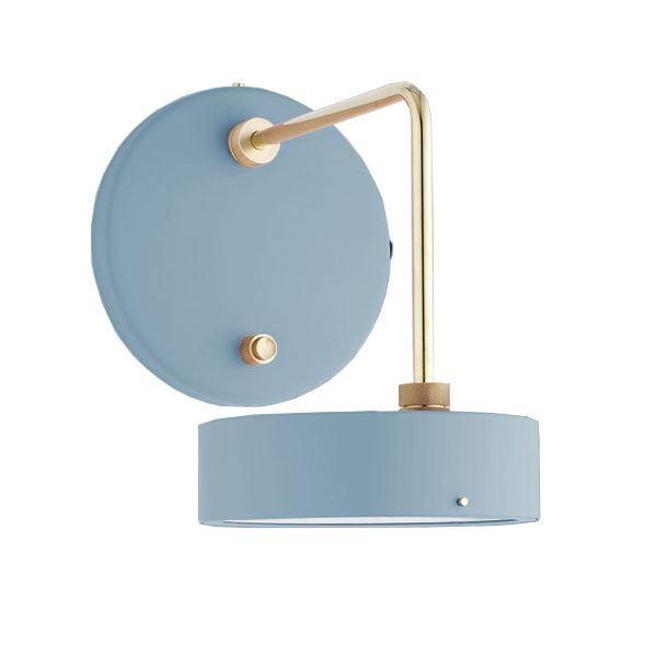 Petite Machine wandlamp Design Flemming Lindholdt voor Made By Hand