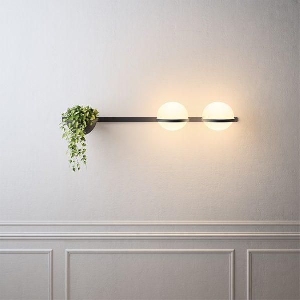 Palma 3704 Wandlamp Design Antoni Arola voor Vibia
