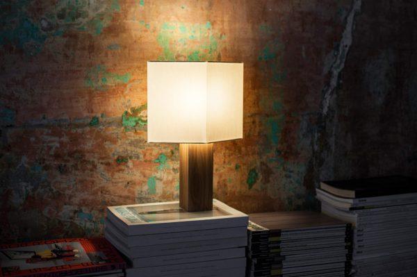 Chata Lamp Mini Design Goula en Figuera voor Gofi