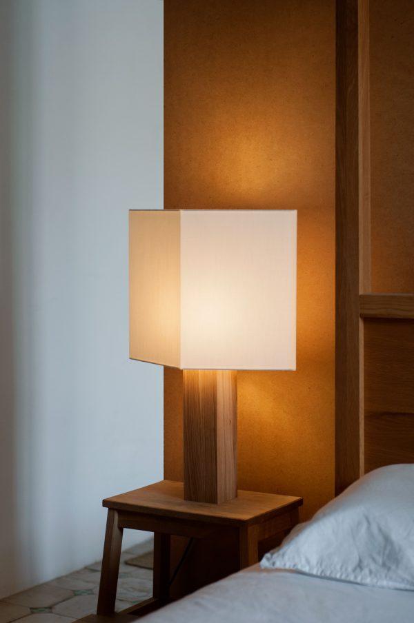 Chata Tafellamp Design Goula en Figuera voor Gofi
