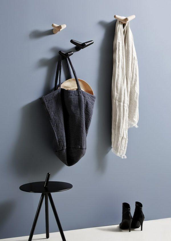Tail Wing haak design Kasper Nyman voor Woud